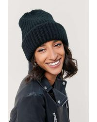 Urban Outfitters Thick Rib Knit Beanie - Multicolour