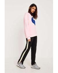 Gestuz Vanina Side Stripe Trousers - Black