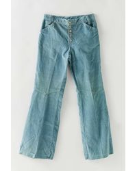 Urban Outfitters Vintage Light Blue Corduroy Pant
