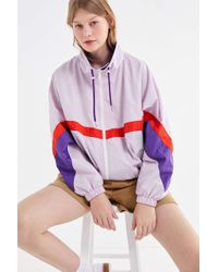 5b0139173 Urban Outfitters Cult By Lip Service Hologram Bomber Jacket in Black ...