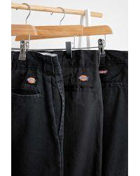 Urban Renewal Vintage Dickies Black Original 874 Work Trousers