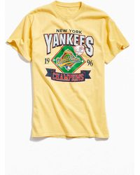 47 Brand Uo Exclusive New York Yankees World Series Tee - Multicolour