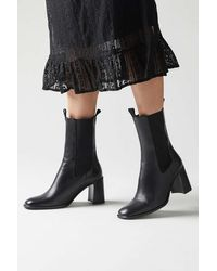 E8 By Miista Mille Black Leather Boots