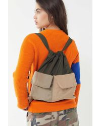 e4168a12f6 Urban Outfitters Urban Renewal Vintage Small Leather Backpack in ...