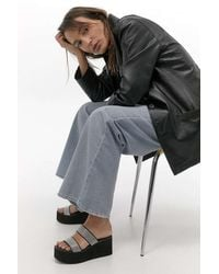 Urban Outfitters Uo Sierra Bling Mule Sandal - Multicolor
