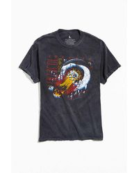 Urban Outfitters Journey Don't Stop Believing Tee - Black