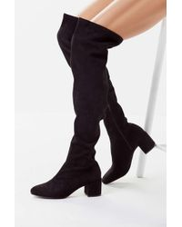 Urban Outfitters - Thelma Over-the-knee Boot - Lyst