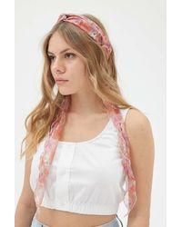 Urban Outfitters Dawn Twist Tie-back Headband - Multicolor