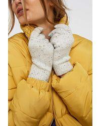 Urban Outfitters Superweiche Handschuhe - Mehrfarbig