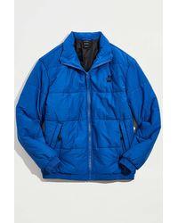 iets frans... Puffer Jacket - Blue
