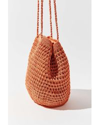 Urban Outfitters Betty Woven Crossbody Bag - Multicolor
