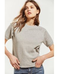 Urban Outfitters - Uo The Jv Sweatshirt - Lyst