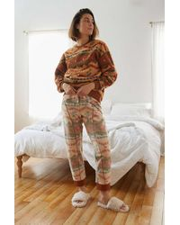 Out From Under Outlander Jogger Pant - Brown