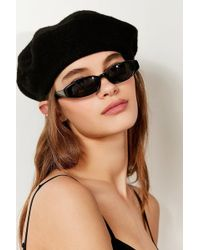 Urban Outfitters - Vintage Lucy Oval Sunglasses - Lyst