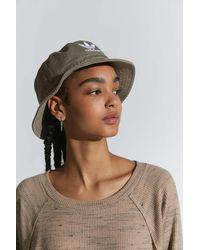adidas Originals Denim Bucket Hat - Multicolor
