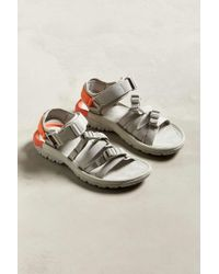 Herschel Supply Co. X Teva Sandal - Gray