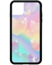 Wildflower Heavenly Hearts Iphone Case - Multicolour