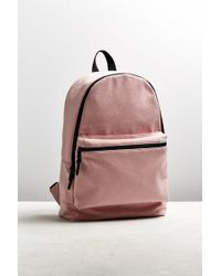 Urban Outfitters - Uo Melton Wool Backpack - Lyst