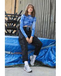 BDG Blaine Colourblock Skate Jeans - Black