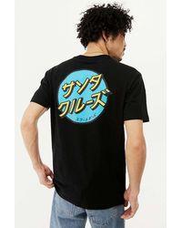 Santa Cruz - Uo Exclusive Other Japanese Dot T-shirt - Lyst