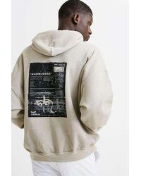 Mode adidas Originals Männer Grau Kleeblatt Hoodie mit