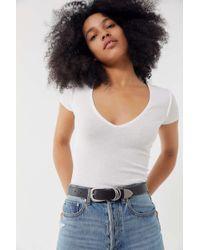 Urban Outfitters Girlfriend Belt - Multicolor