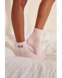 Out From Under - Icon Socks - Womens All - Lyst