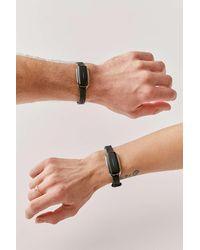Urban Outfitters Bond Touch Black Single Bracelet