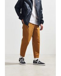 Urban Outfitters | Uo Stripe Utility Pant | Lyst