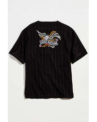 Loser Machine Toros Baseball Jersey Tee - Black