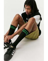 iets frans... Black Knee-high Socks