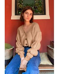 Urban Outfitters Uo Phoebe Cardigan - Multicolor