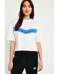 Urban Outfitters - Uo Last Legacy Chevron T-shirt - Lyst