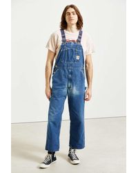 Urban Outfitters Vintage Overall - Blue