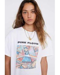 056c834f3b Uo Pink Floyd T-shirt - Womens S - White