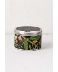 Urban Outfitters Artist Print Tin Candle - Multicolor