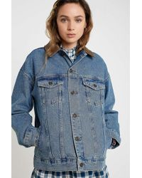 83b646f8c Tapestry Lined Western Denim Jacket - Womens Xs - Blue