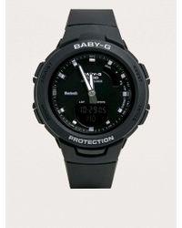 G-Shock - Baby-g G-squad Black Watch - Womens All - Lyst