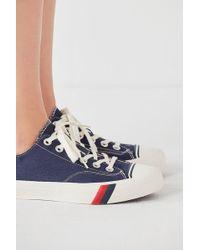 Pro Keds Keds Pro-keds Royal Lo Sneaker - Blue