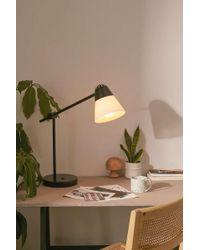 Urban Outfitters Baker Desk Lamp - Black