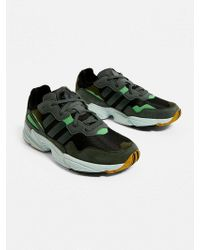 8f73d9336 adidas Originals Swift Run Green Trainers - Mens Uk 10 in Green for ...