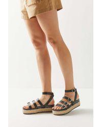 de9f0557ecf Urban Outfitters - Uo Mila Espadrille Gladiator Sandal - Lyst