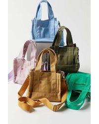 BDG Mini Canvas Tote Bag - Multicolour
