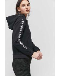 Herschel Supply Co. Hoodie Sweatshirt - Black