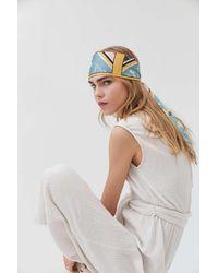 Urban Outfitters Tijuana Tie-back Headband - Multicolor