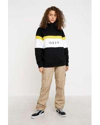 Obey Lassen Half-zip Sweatshirt - Multicolour