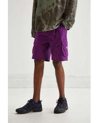 adidas Adventure Cargo Short - Purple