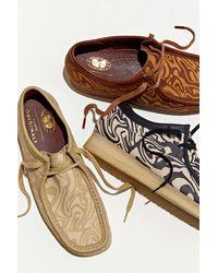 Clarks Clarks X Wu-wear Wu-tang Clan Low Wallabee Boot - Multicolor