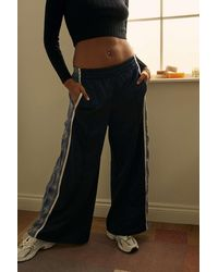 BDG Claudia Track Trousers - Blue