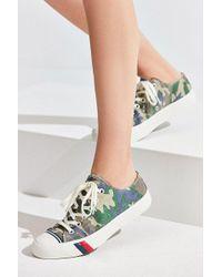 Pro Keds - Pro-keds Royal Lo Camo Sneaker - Lyst